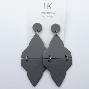 🆕Handmade Clay Earrings